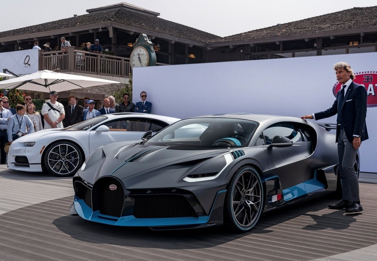 Bugatti Showcases Divo Hypercar Gallery Cars Co Za