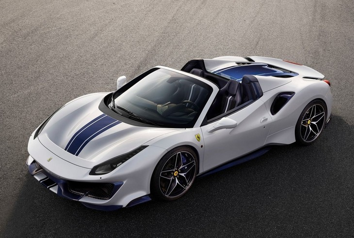 Ferrari Announces 488 Pista Spider , Cars.co.za