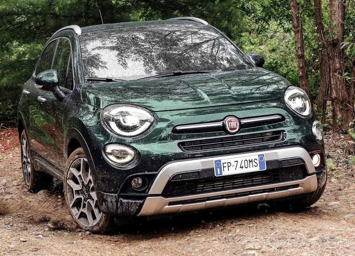 Fiat 500x Refreshed For 2019 Cars Co Za