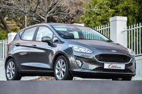 Ford Fiesta 1.5 TDCi Trend (2018) Quick Review