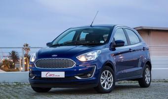 Ford Figo 7
