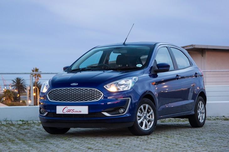ford figo 1 5 trend auto  2018  quick review