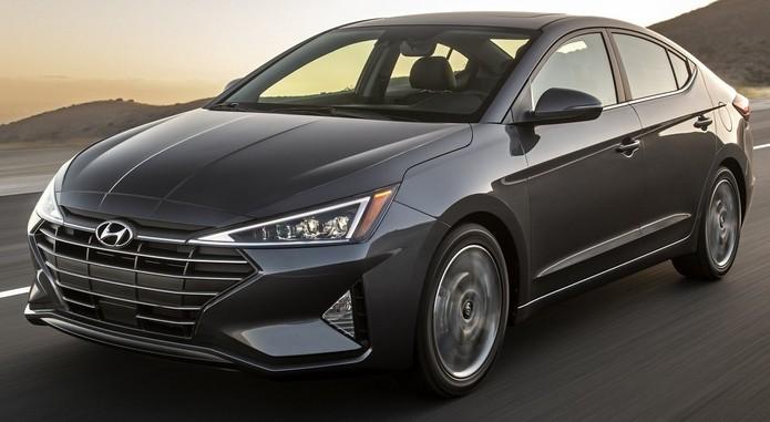 Hyundai ElantraFL 4