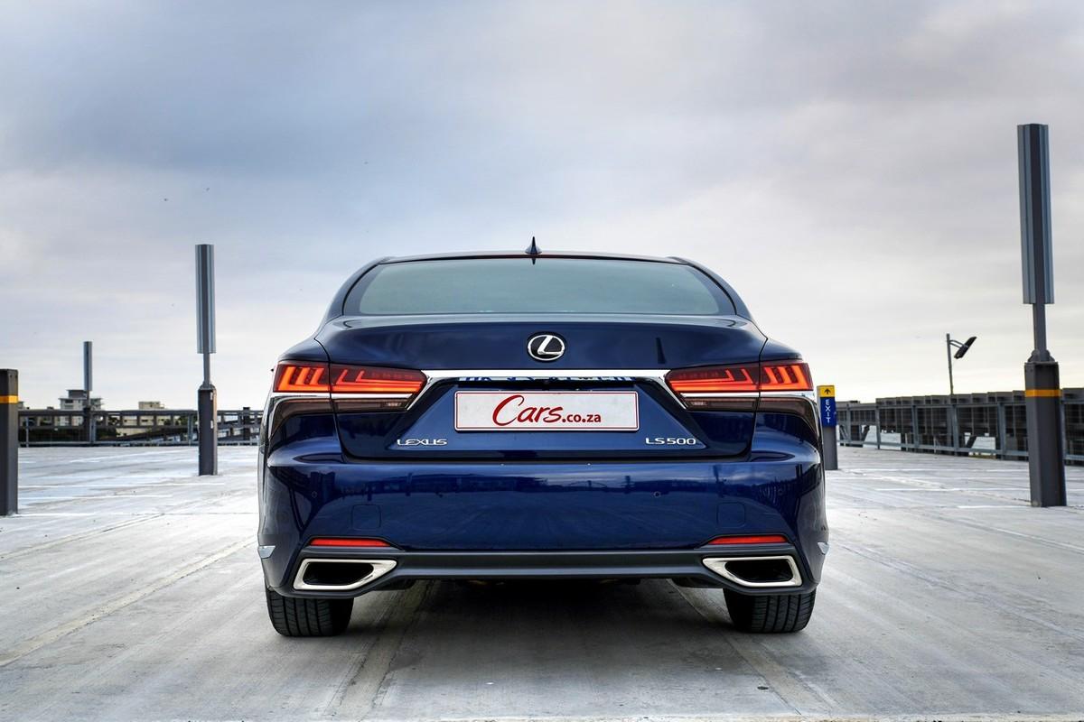 Lexus Ls 500 2018 Review Cars Co Za