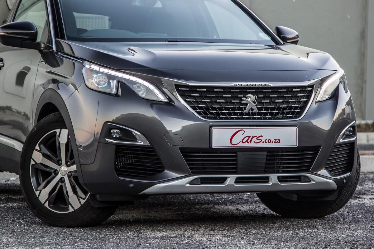 Peugeot 3008 GT Line+ (2018) Quick Review