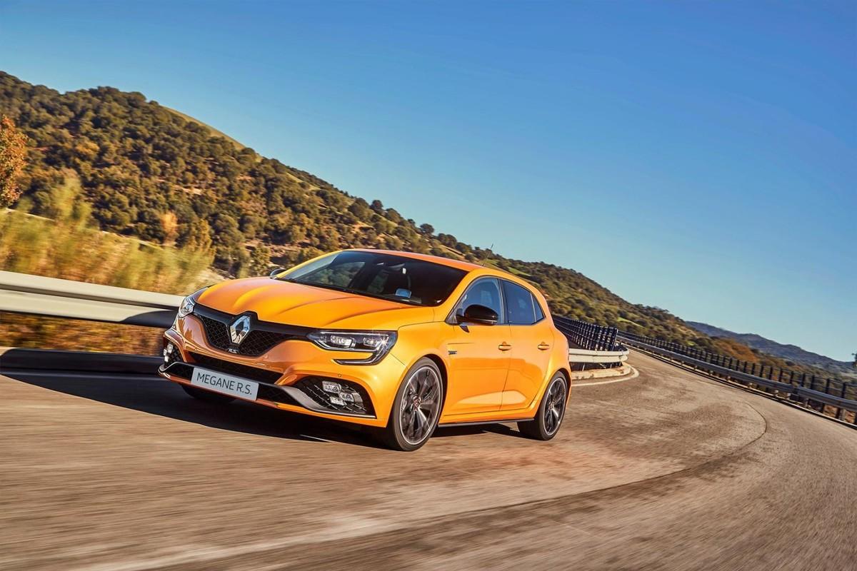 New Renault Megane (2018) Specs & Price - Cars co za