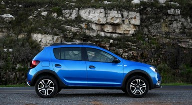 Renault Sandero Stepway Plus (2018) Quick Review