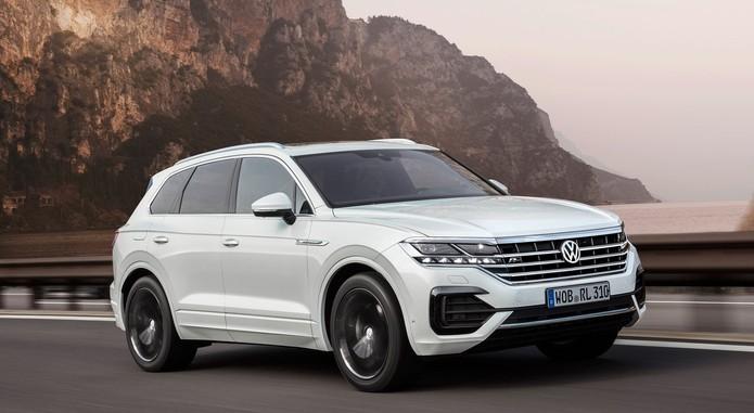 Volkswagen Touareg 2019 1600 1f