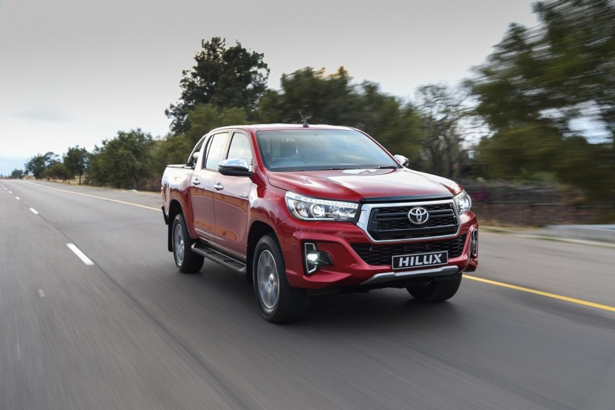 Toyota Hilux (2018) Specs & Price - Cars co za