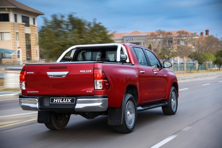 toyota hilux (2018) specs \u0026 price cars co za