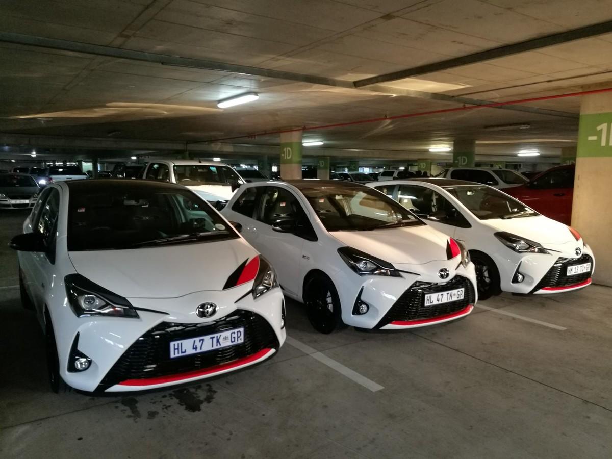 Toyota Yaris Grmn >> Toyota Yaris Grmn 2018 Local Drive Cars Co Za