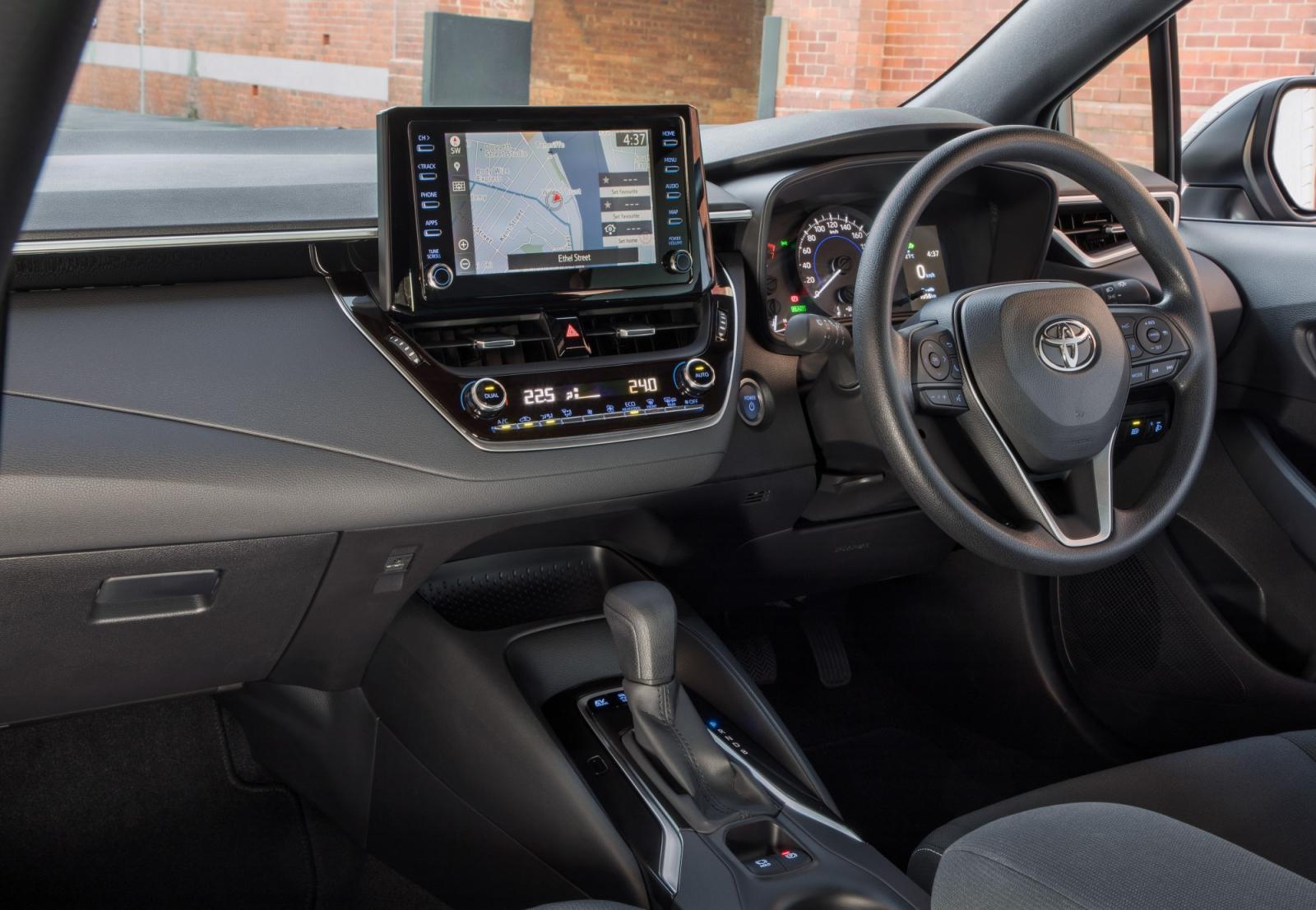 Toyota Corolla Hatch (2019) in SA soon - Cars co za