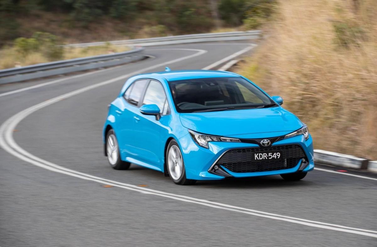 Toyota Corolla Hatch 2019 In Sa Soon Cars Co Za