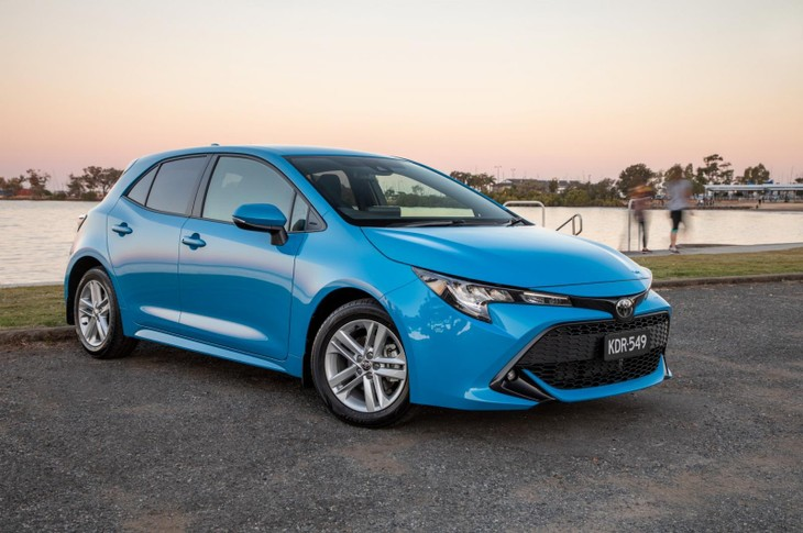 Toyota Corolla Hatch 2019 In Sa Soon Cars Co Za