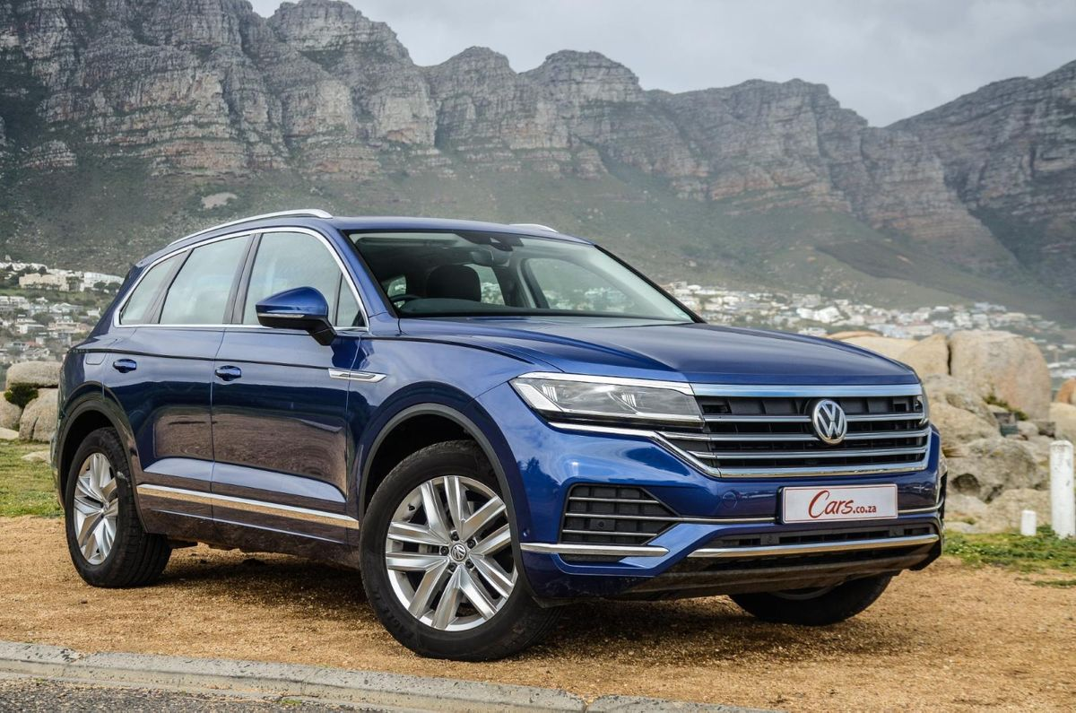 Volkswagen Touareg V6 Tdi Luxury 2018 Review Cars Co Za