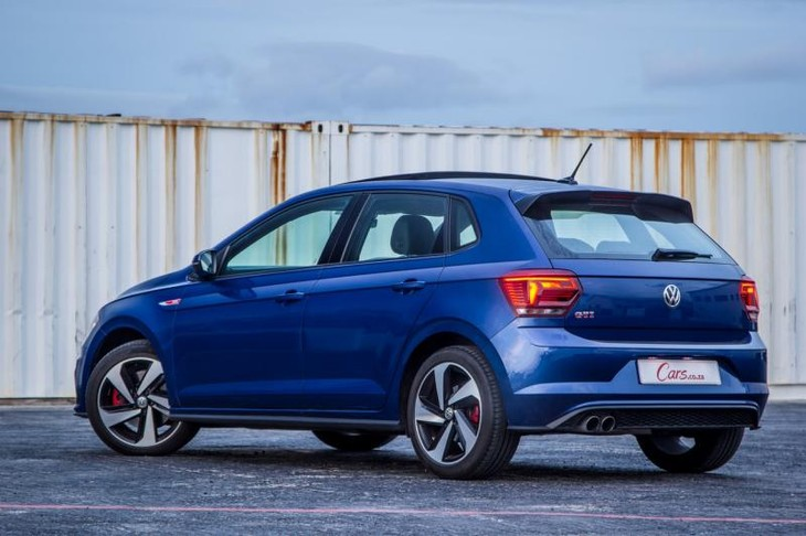 volkswagen polo gti 2018 quick review w video. Black Bedroom Furniture Sets. Home Design Ideas