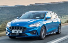 2018 FORD FOCUS DRIVE ST LINE  18
