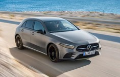 Mercedes Benz A Classdriving
