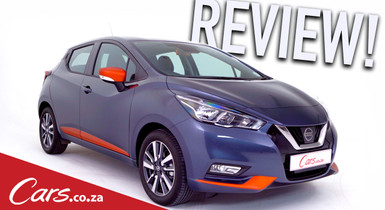 Nissan Micra - Video Review