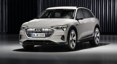 Electric Audi e-tron Revealed