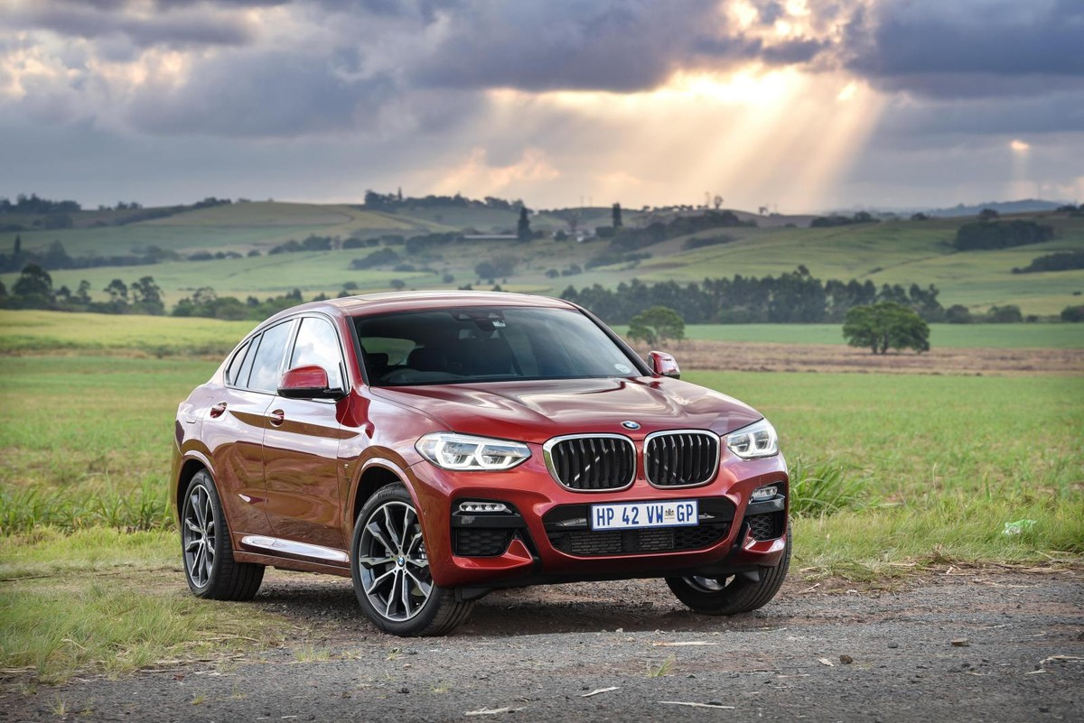 BMW X4 (2018) Launch Review - Cars co za