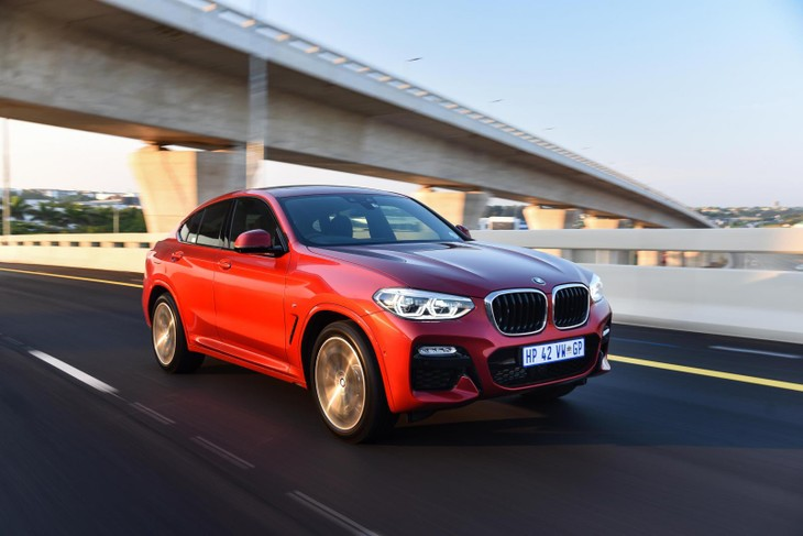 Bmw X4 2018 Launch Review Cars Co Za