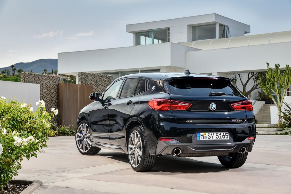 Bmw X2 M35i 2018 Specs Amp Price Cars Co Za
