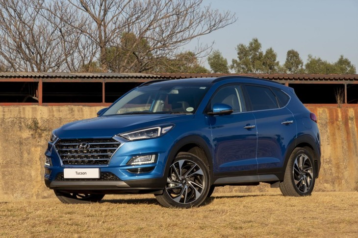 Hyundai Tucson (2018) Launch Review - Cars co za