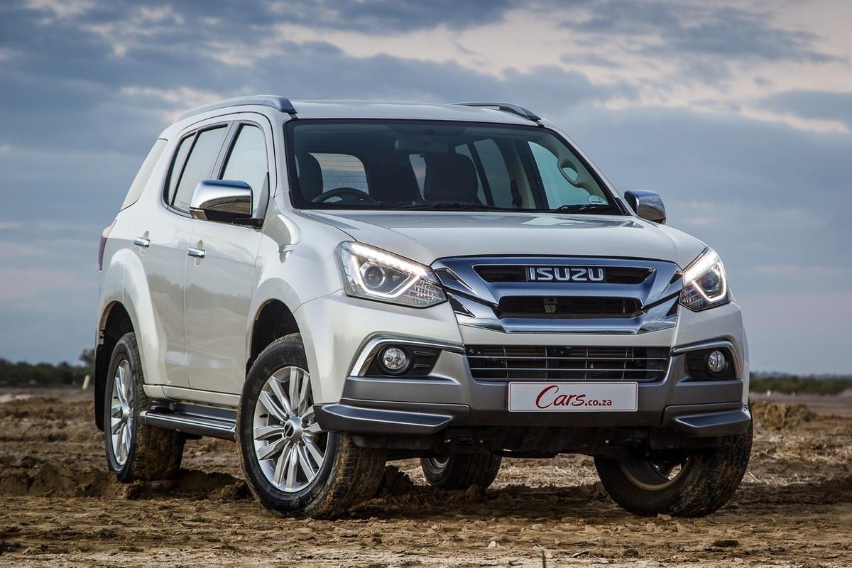 Isuzu MU-X 3.0 4x2 (2018) Quick Review - Cars.co.za