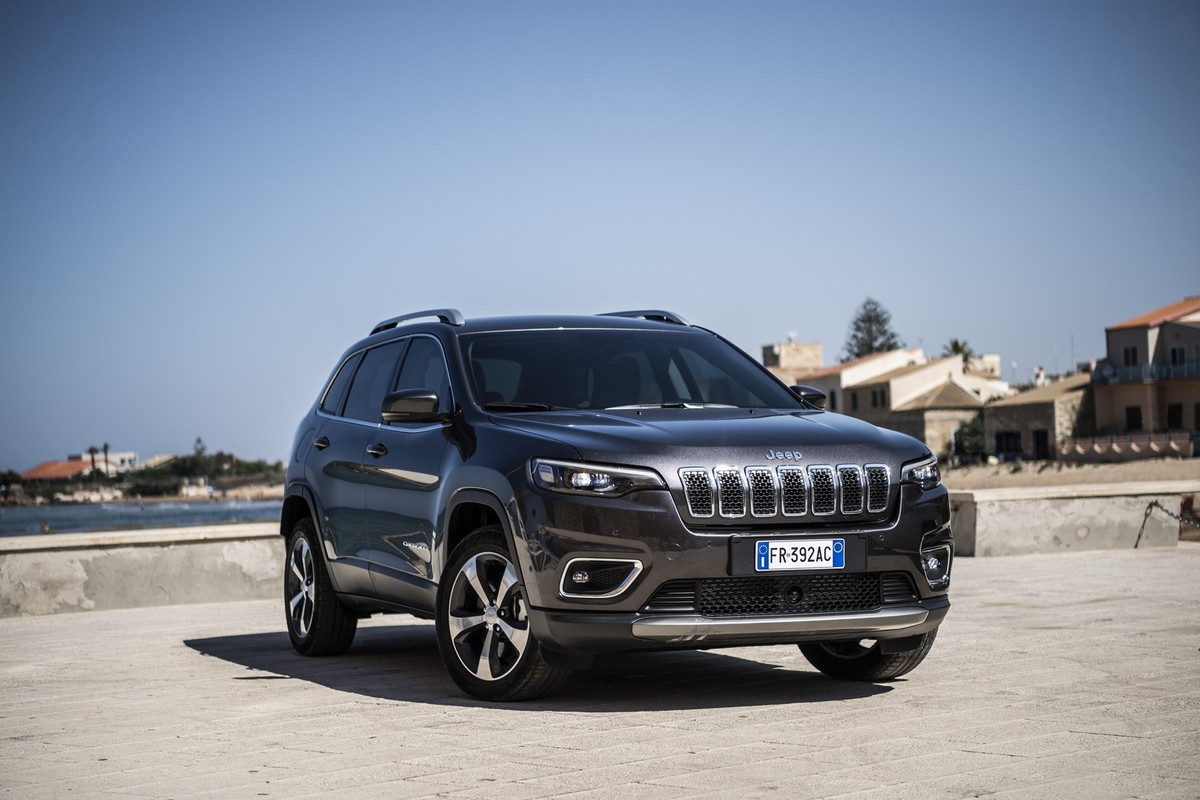 Jeep Cherokee 2019 International Launch Review Cars Co Za