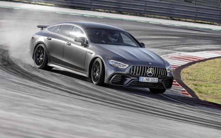 Mercedes Amg Gt 4 Door Coupe 4