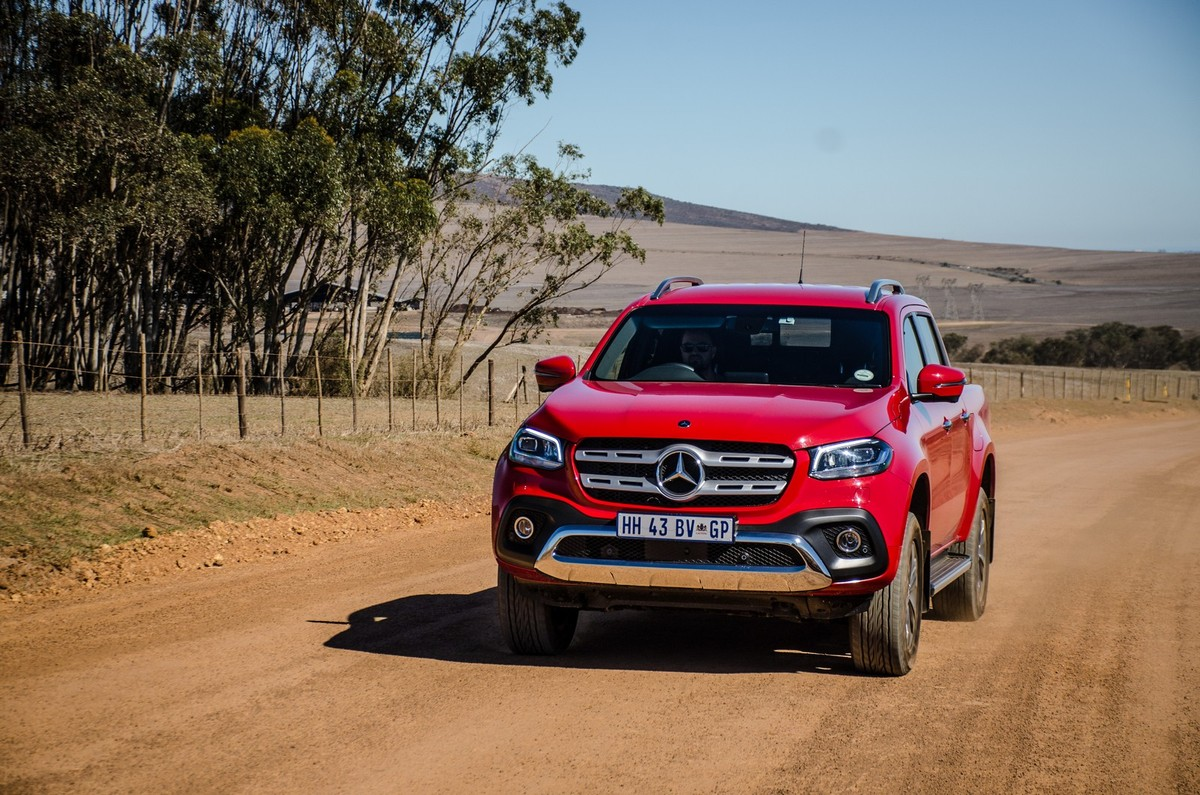 Mercedes-Benz X250d 4Matic Power (2018) Review - Cars co za