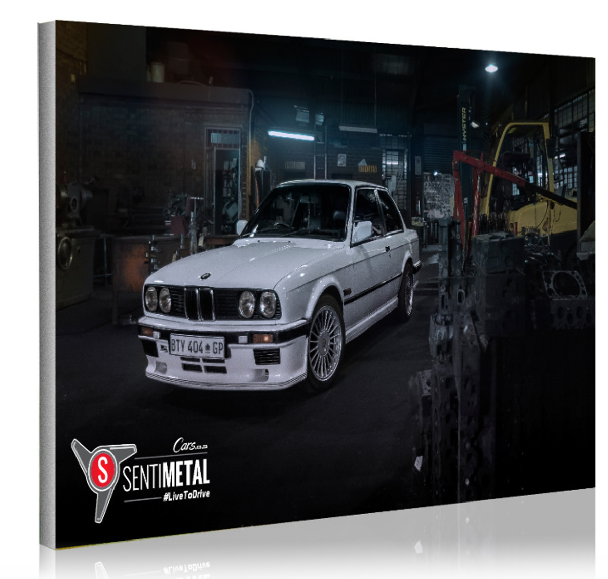 Want to brighten up that man-cave with some cool, high-quality automotive-themed prints? Or perhaps you're looking for a gift for that petrolheaded friend ...