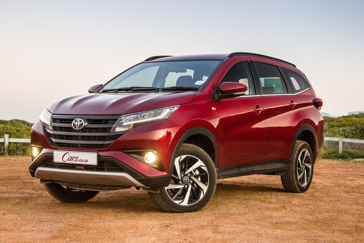 toyota rush 1 5 s  2018  review  w  video