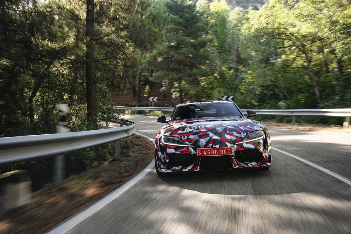 Toyota Supra 2019 International Prototype Drive Cars Co Za