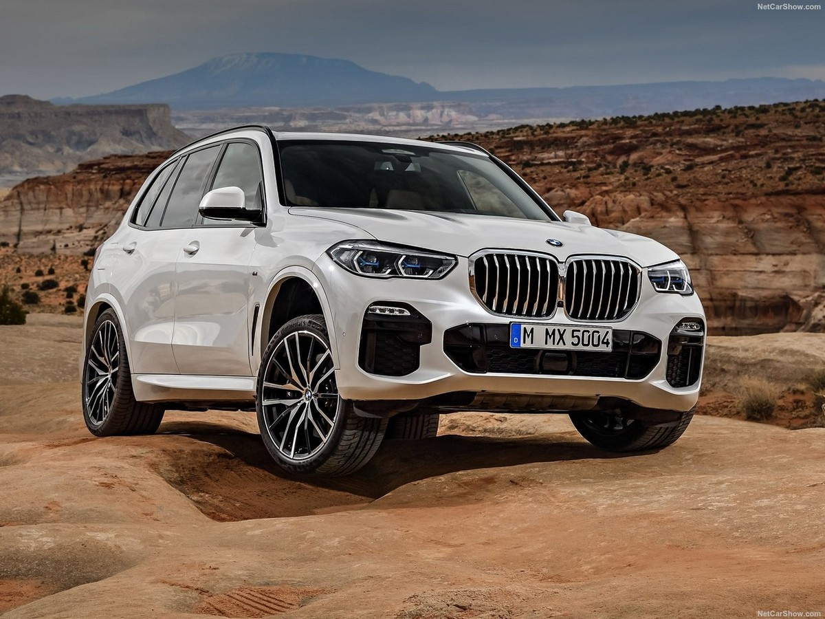 2019 mercedes-benz gle and 2019 bmw x5: what can we expect from