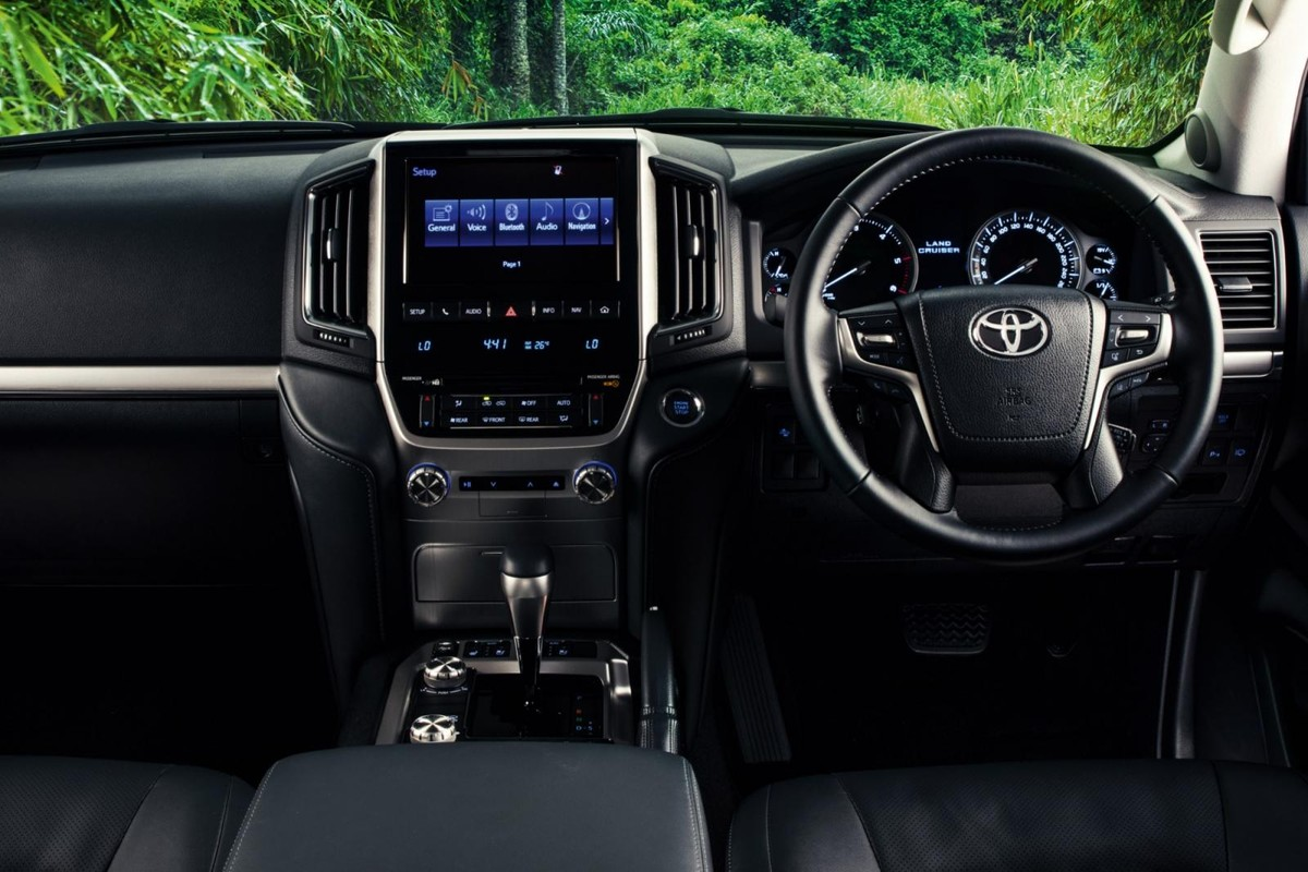 Toyota Land Cruiser 200 (2018) Specs & Prices - Cars co za