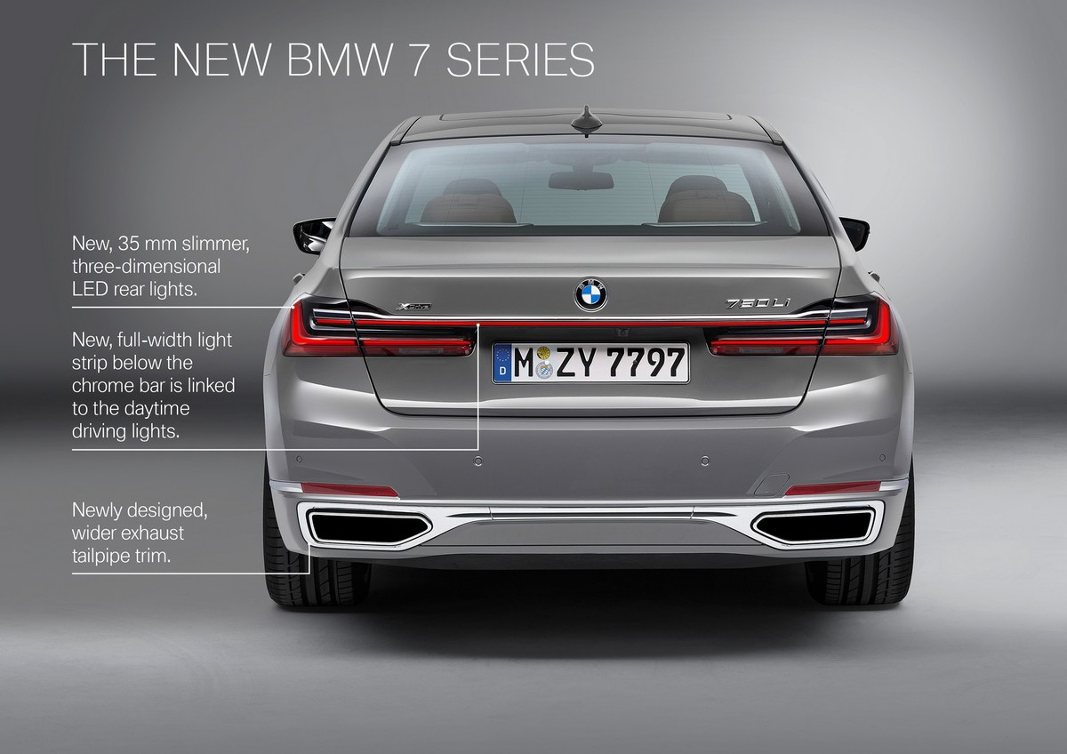 New Bmw 7 Series >> Facelifted Bmw 7 Series Announced Coming To Sa In Q2 2019 Cars Co Za