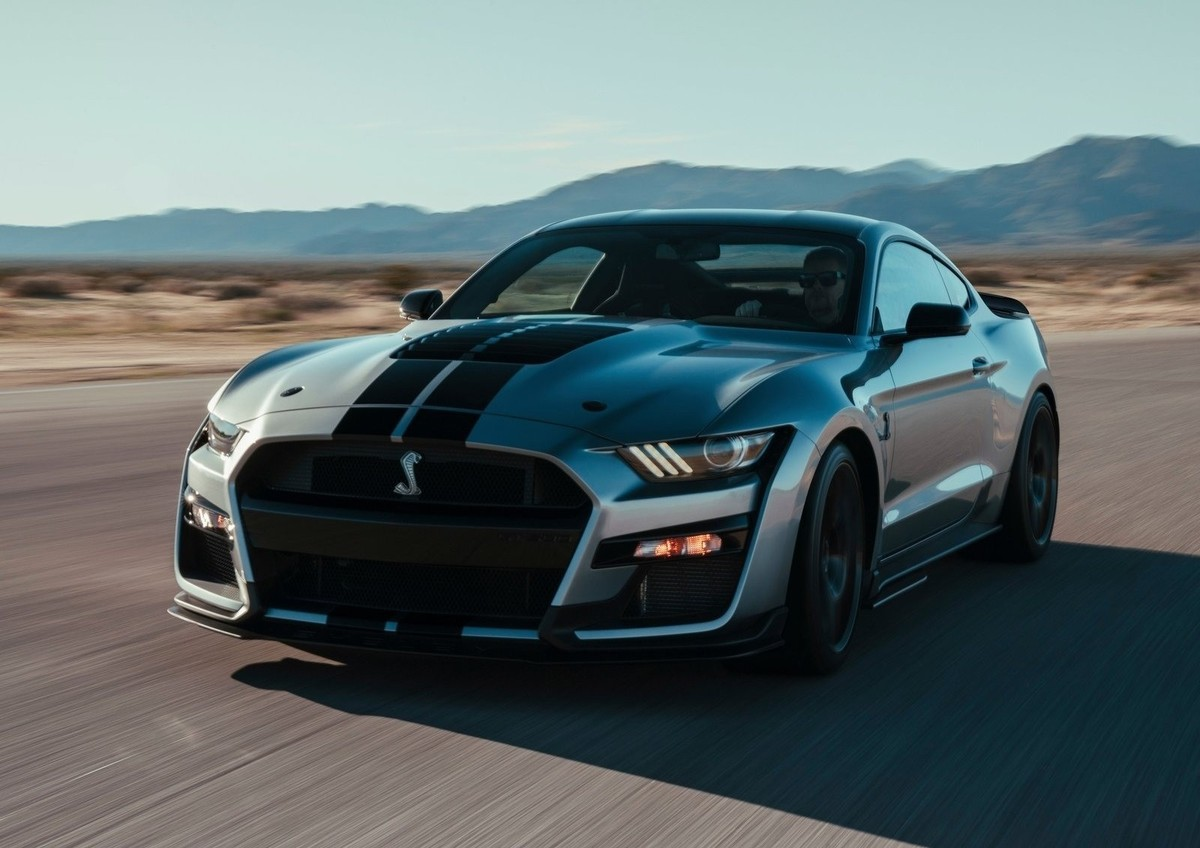 Mustang shelby 6