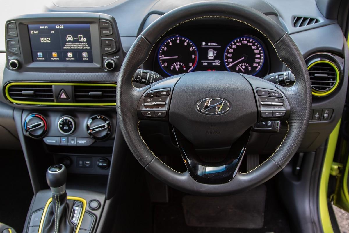 Hyundai Kona 2 0 Executive Auto 2019 Quick Review Cars