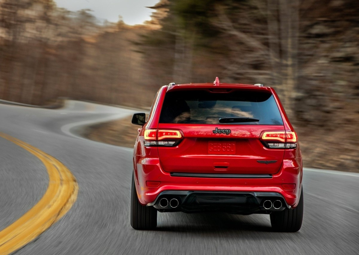 Jeep Grand Cherokee Trackhawk (2019) Price Announced for ...