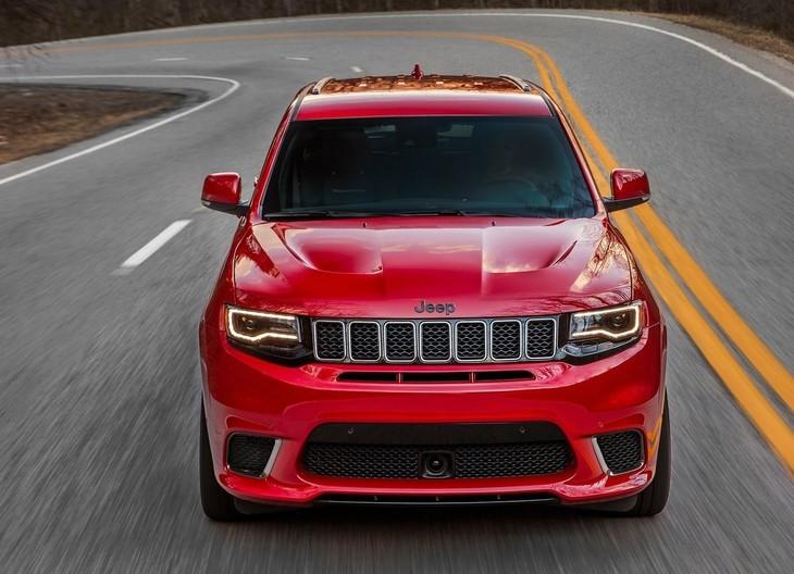 Jeep Grand Cherokee Trackhawk 2019 Price Announced For Sa Cars Co Za