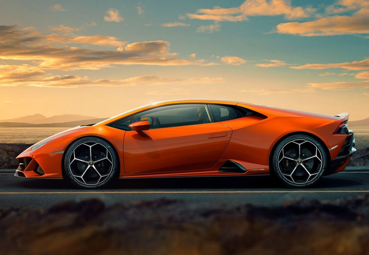 Lamborghini Huracan Evo Revealed Carscoza