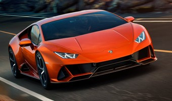 Lamborghini HuracanEvo2