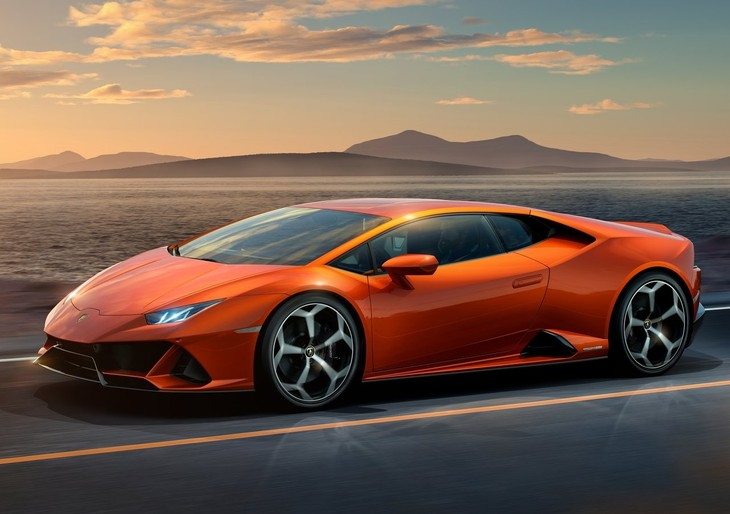 Lamborghini Huracan Evo Revealed Cars Co Za