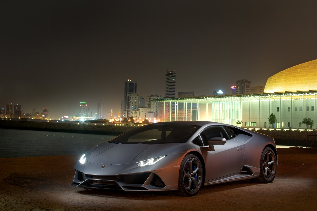 Lamborghini Huracan Evo 2019 International Launch Review