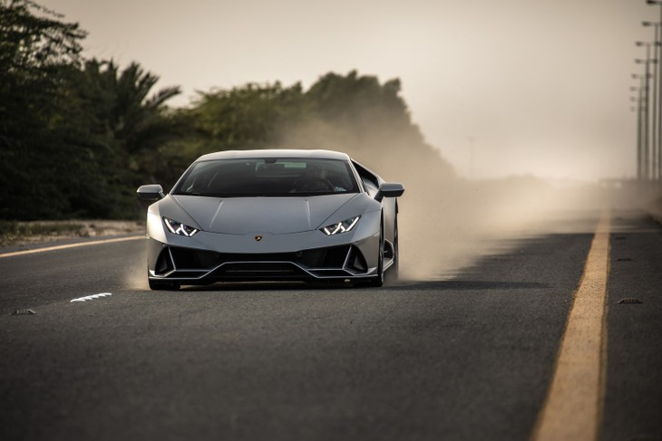 Lamborghini Huracan Evo (2019) International Launch Review - Cars.co.za