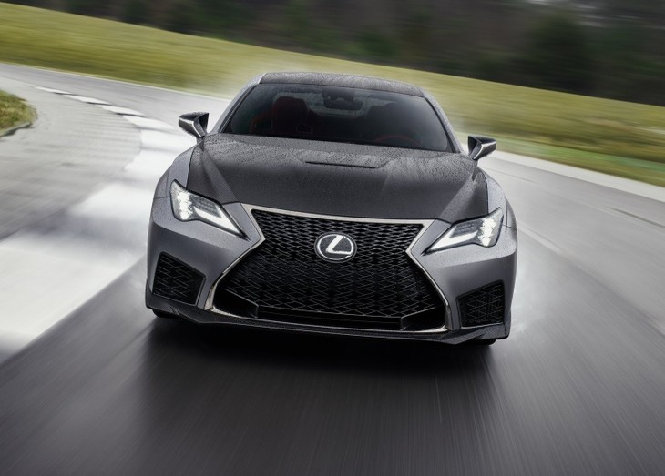 lexus goes m4 hunting with rc f track edition - cars.co.za