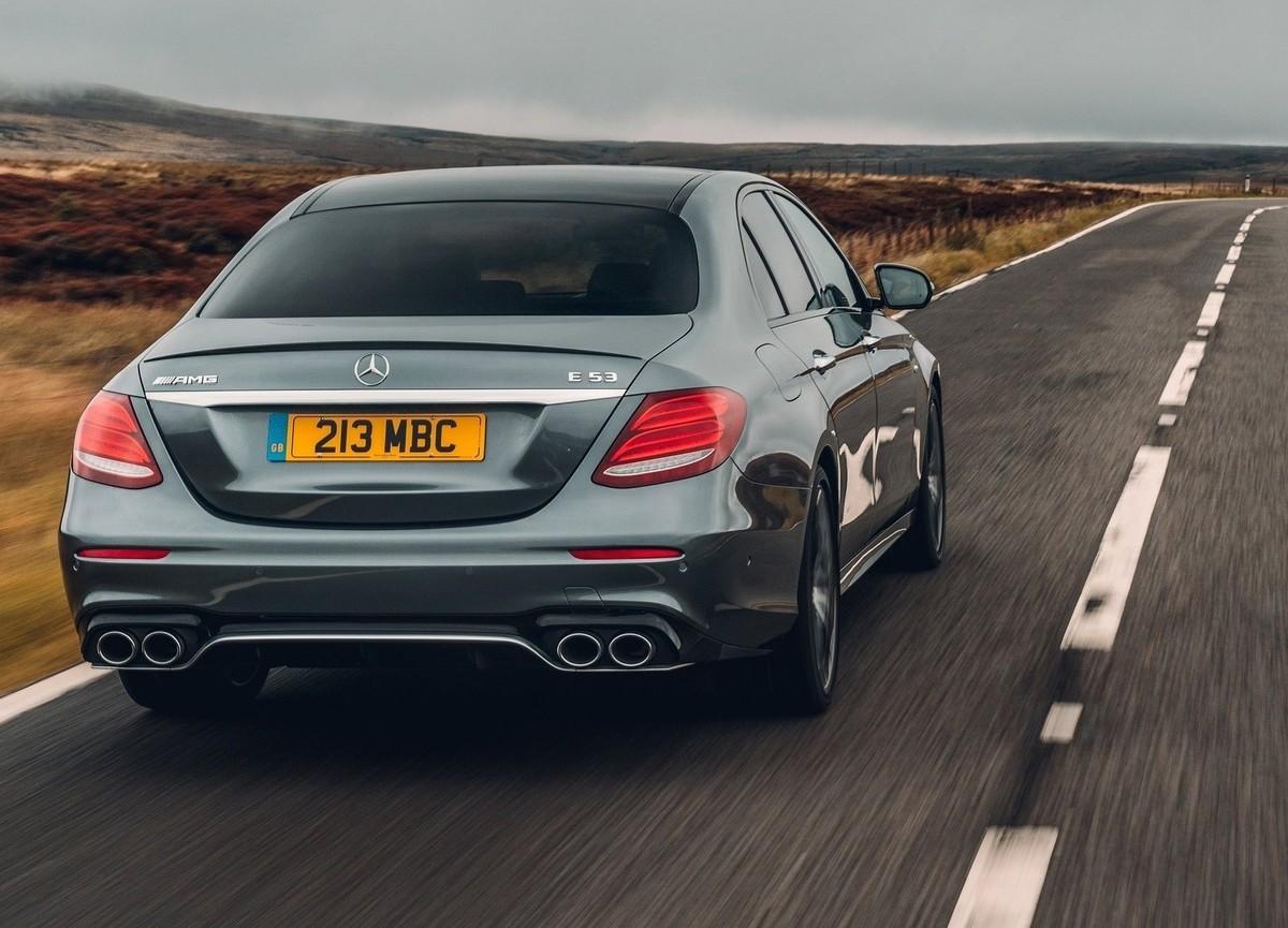 Mercedes Amg E53 4matic 2019 Specs Amp Price Cars Co Za