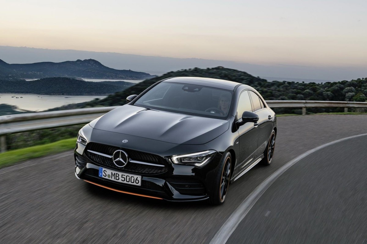 New Mercedes Benz Cla Revealed Cars Co Za